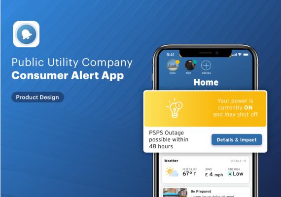 Alert App